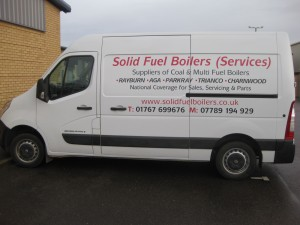 Solid Fuel Boilers Servicing